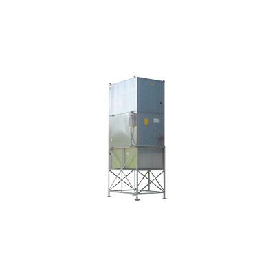 Vertical Industrial Direct Fired Recirculating Heater (CFA-M)
